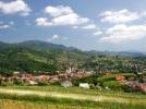 Panorama grada Krapina
